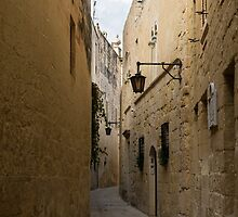 The Silent City - Mdina, the Ancient Capital of Malta by Georgia Mizuleva