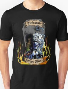 Unhappily Ever After - Lady Death & Evil Ernie T-Shirt