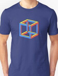 crazy crate coloured T-Shirt