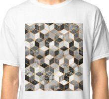 Black & White Cubes Classic T-Shirt