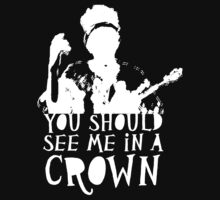 You Should See Me in a Crown by Margaret Wickless