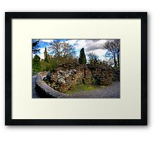 Malcolm Canmore's Tower Framed Print