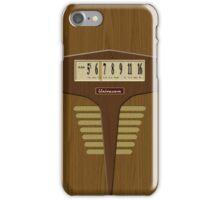Pre-Transistor Radio - Falcon iPhone Case/Skin