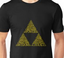 Black Synonymous Unisex T-Shirt