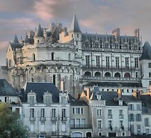 The Chateau Amboise on High by Larry Lingard-Davis