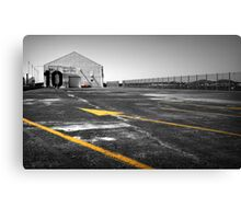 Shed Number 10 Canvas Print