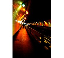 Stockton Street Tunnel Photographic Print