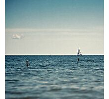Sail Too Photographic Print