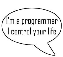 I'm a programmer ... by giovybus