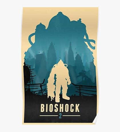Bioshock 2 Poster