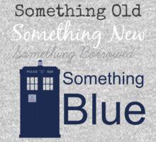 Something Blue Baby Tee