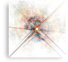 Cosmic Fingerprint Metal Print