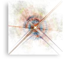 Cosmic Fingerprint Canvas Print