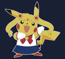 Sailor Pikachu by trekvix