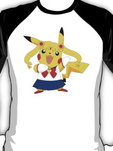 Sailor Pikachu T-Shirt