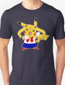 Sailor Pikachu Unisex T-Shirt