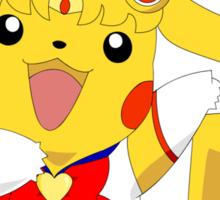 Sailor Pikachu Sticker