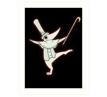 Soul Eater Excalibur  Art Print
