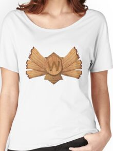 Demoted to Wood V ! Women's Relaxed Fit T-Shirt