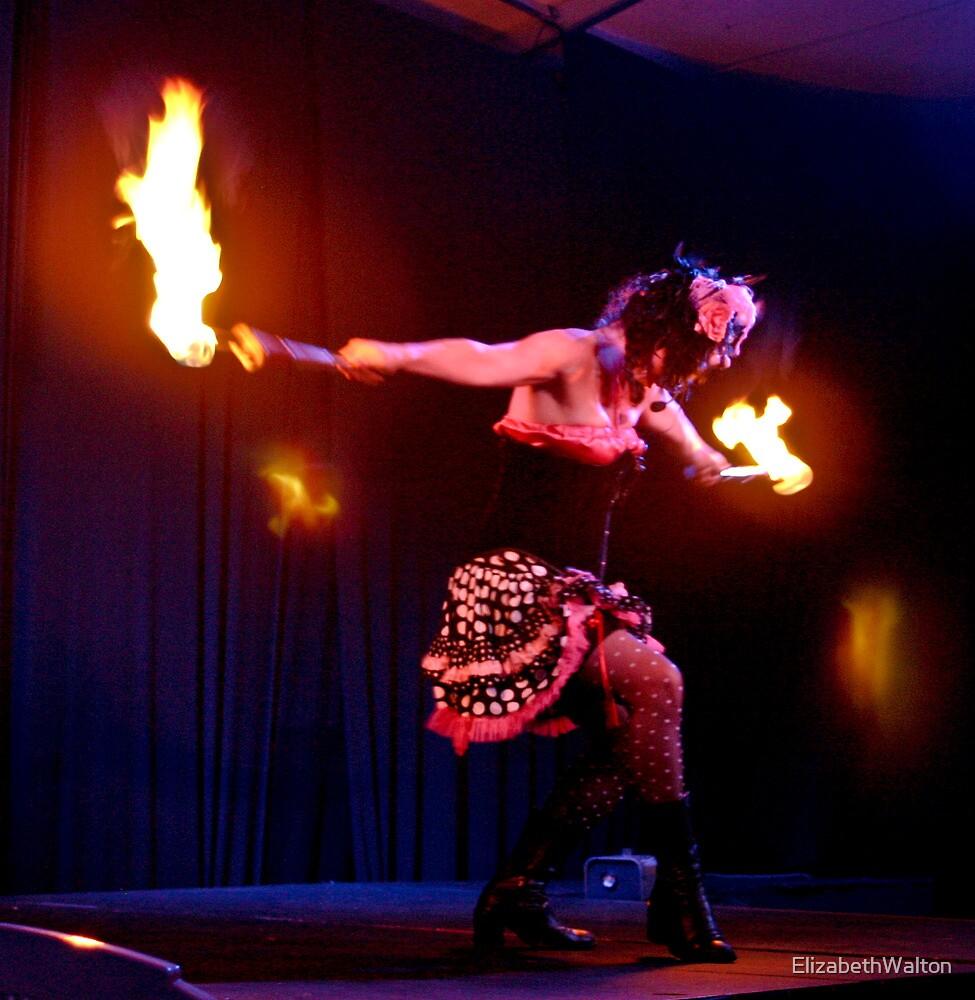 Fire Grrrl by ElizabethWalton