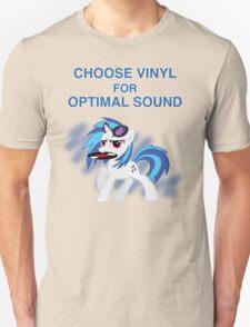 Choose Vinyl T-Shirt