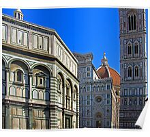 Piazza del Duomo Poster