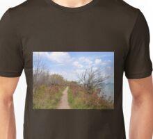 Path Above the Lake Unisex T-Shirt