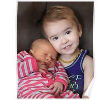 Two Beautiful Girls (Emalee & Ella) Poster