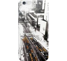 New york street iPhone Case/Skin