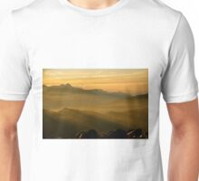 Sunrise on Tajumulco II Unisex T-Shirt