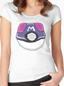 M.B. Women's Fitted Scoop T-Shirt