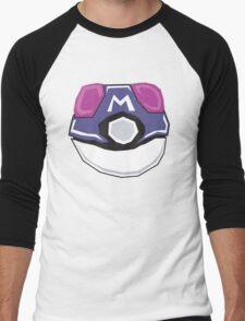M.B. Men's Baseball ¾ T-Shirt
