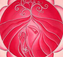 1st Chakra - Root Chakra by Lori A Andrus