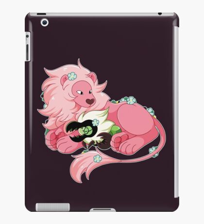 Fluff Bros iPad Case/Skin