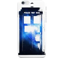TARDIS Space iPhone Case/Skin