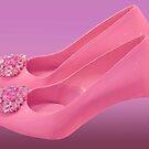 Fashionable shoes by Arie Koene