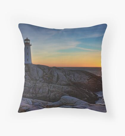 Solitude Standing Throw Pillow