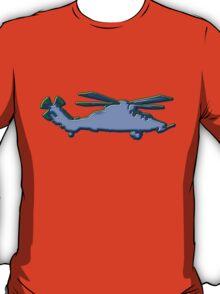 Tiger - ARH - Blue T-Shirt