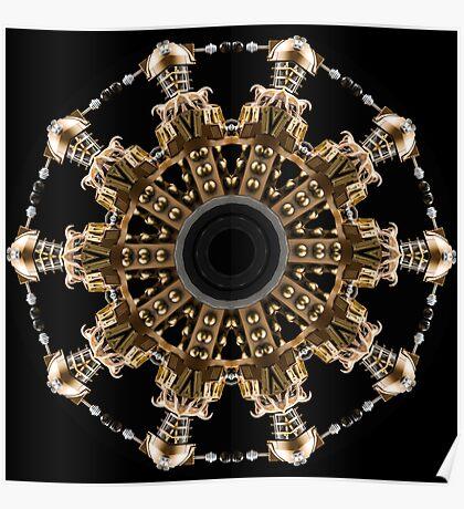 Dalek Kaleidoscope 07 Poster