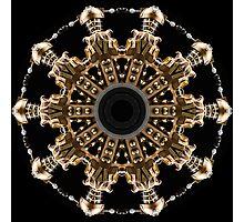 Dalek Kaleidoscope 07 Photographic Print