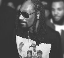 Snoop Dogg out and about at the Straight Outta Compton Premier by Rei Dantes