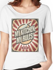 VINTAGE KITCHEN  Women's Relaxed Fit T-Shirt