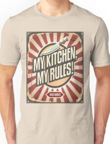 VINTAGE KITCHEN  Unisex T-Shirt