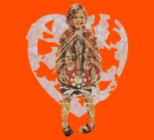 Heart Heart our little girls Kids Clothes