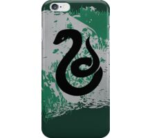 Slyyyyyyyyyytherin iPhone Case/Skin