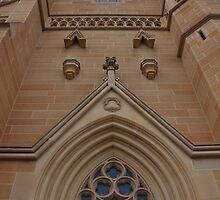 St Marys - Australia. by Liz Worth