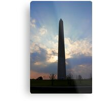 Washington Monument, Washington DC Metal Print