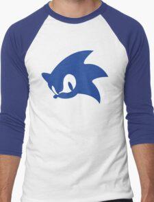 Sonic Logo Men's Baseball ¾ T-Shirt