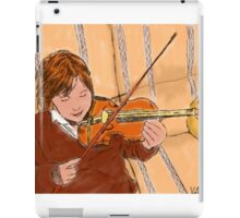 Learning the Violin iPad Case/Skin