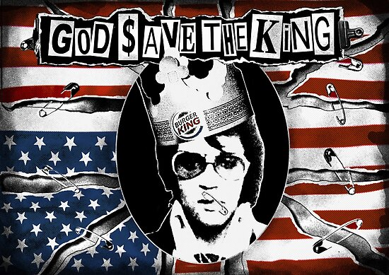 God Save The King by firehazzard